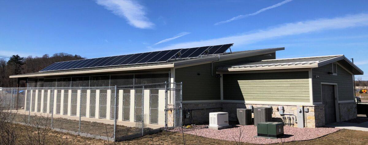 Animal Shelter Solar
